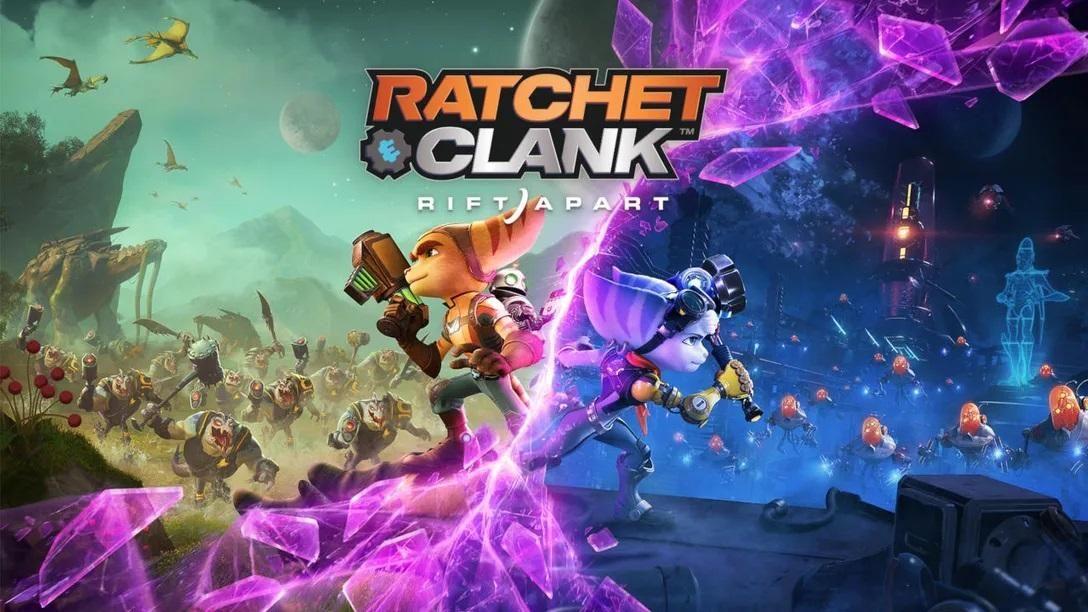 Сьогодні стартували попередні замовлення на Ratchet & Clank: Rift Apart / фото playstation.com