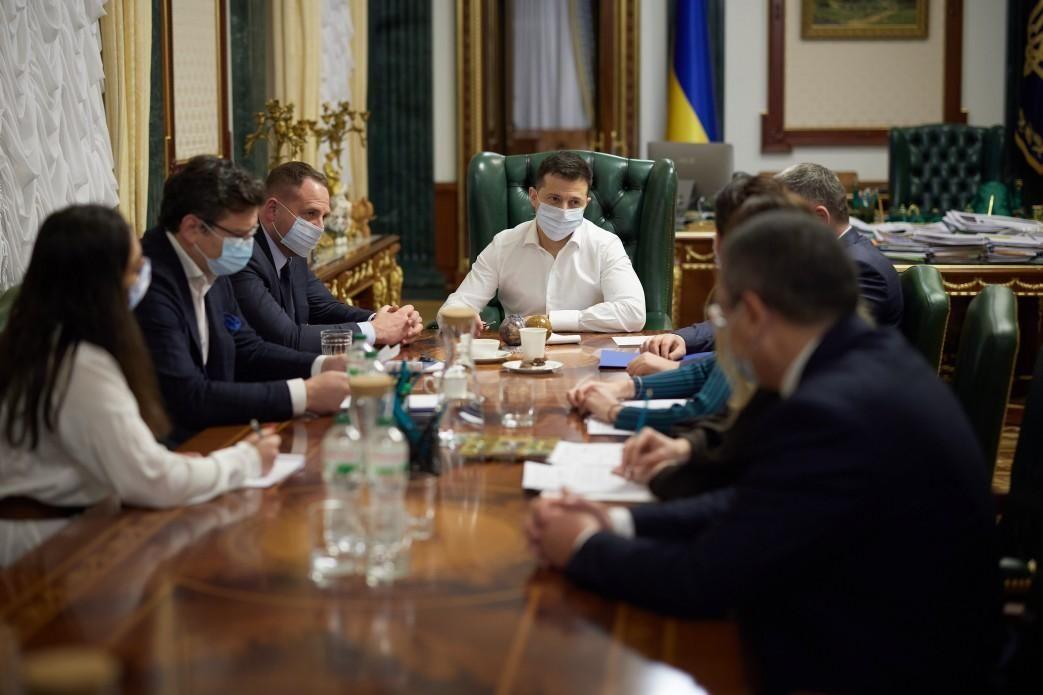 Zelensky praises Ukrainian delegation's performance at PACE session / Photo from president.gov.ua