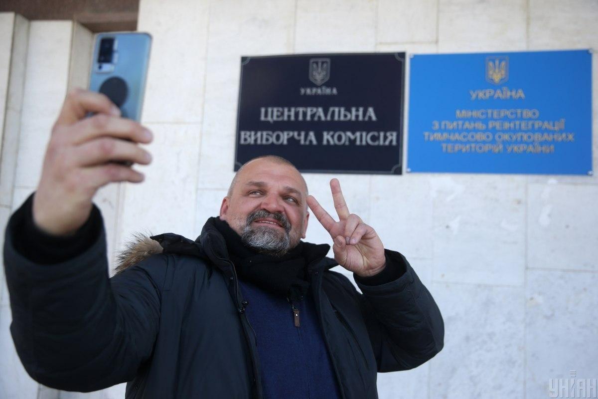 Вирастюк - известный силач официально стал кандидатом в депутаты Рады / фото УНИАН, Ратинский Вячеслав
