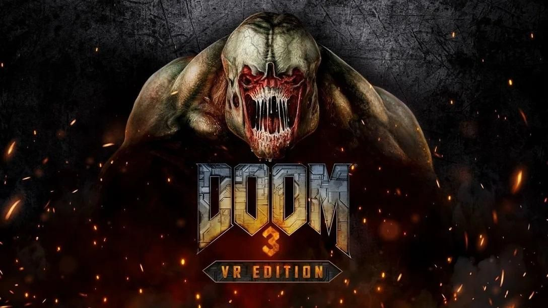 Doom 3 VR Edition выйдет на PS4 и PS5 / фото blog.playstation.com