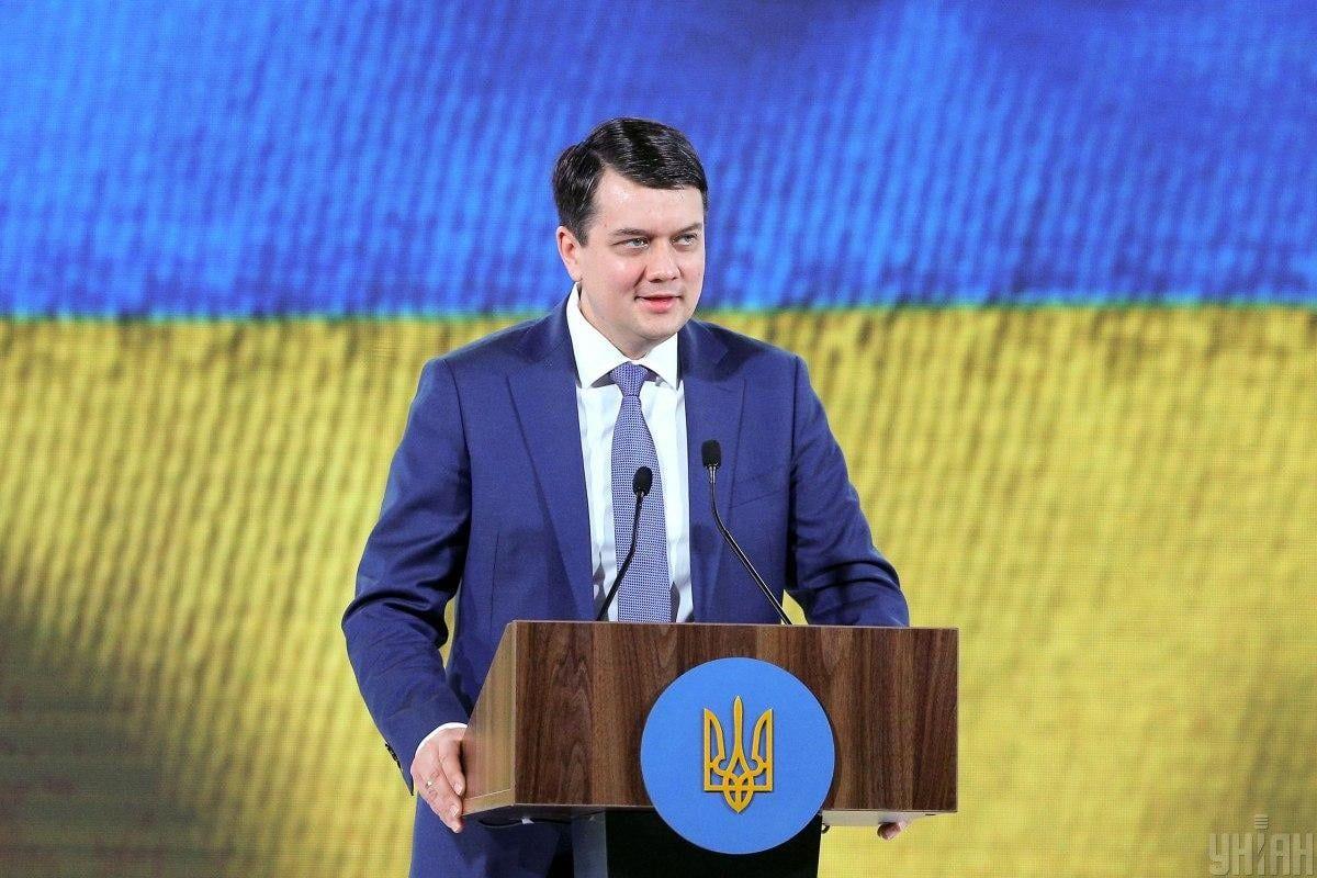 Голова ВР вдруге захворів на коронавірус / фото УНІАН / Ковальчук Віктор