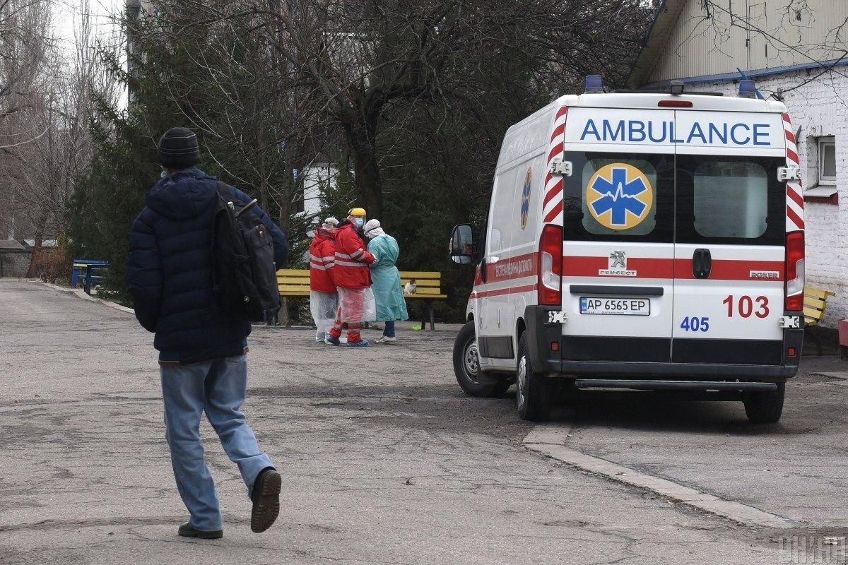 В Украине обнаружили 19 676 новых случаев коронавируса / фото УНИАН