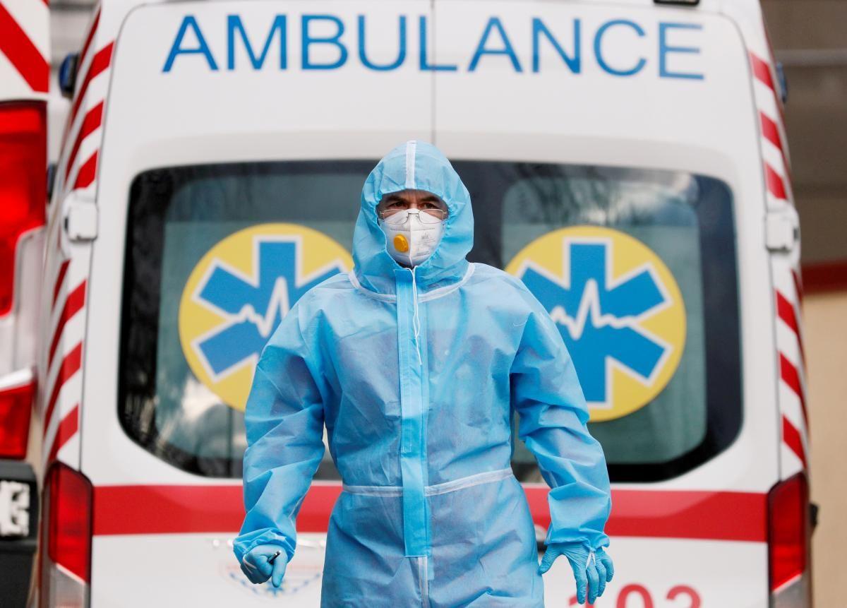 Когда возможен всплеск эпидемии в Украине / фото REUTERS