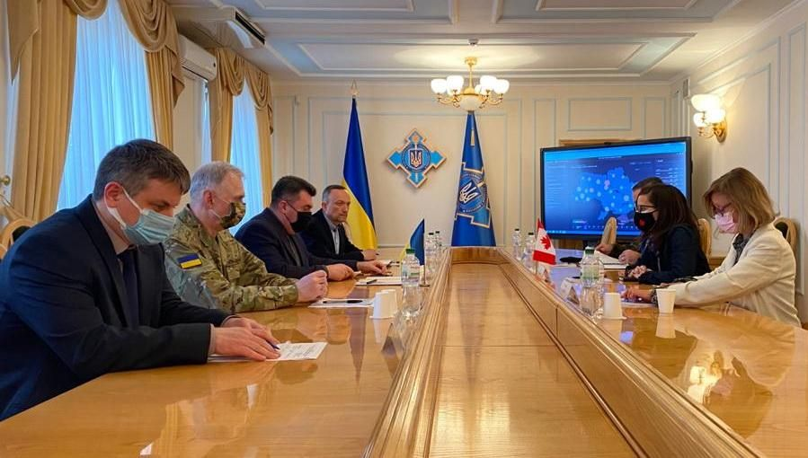 Ukraine developing various scenarios to respond to Russia's destabilization attempts / Photo from rnbo.gov.ua