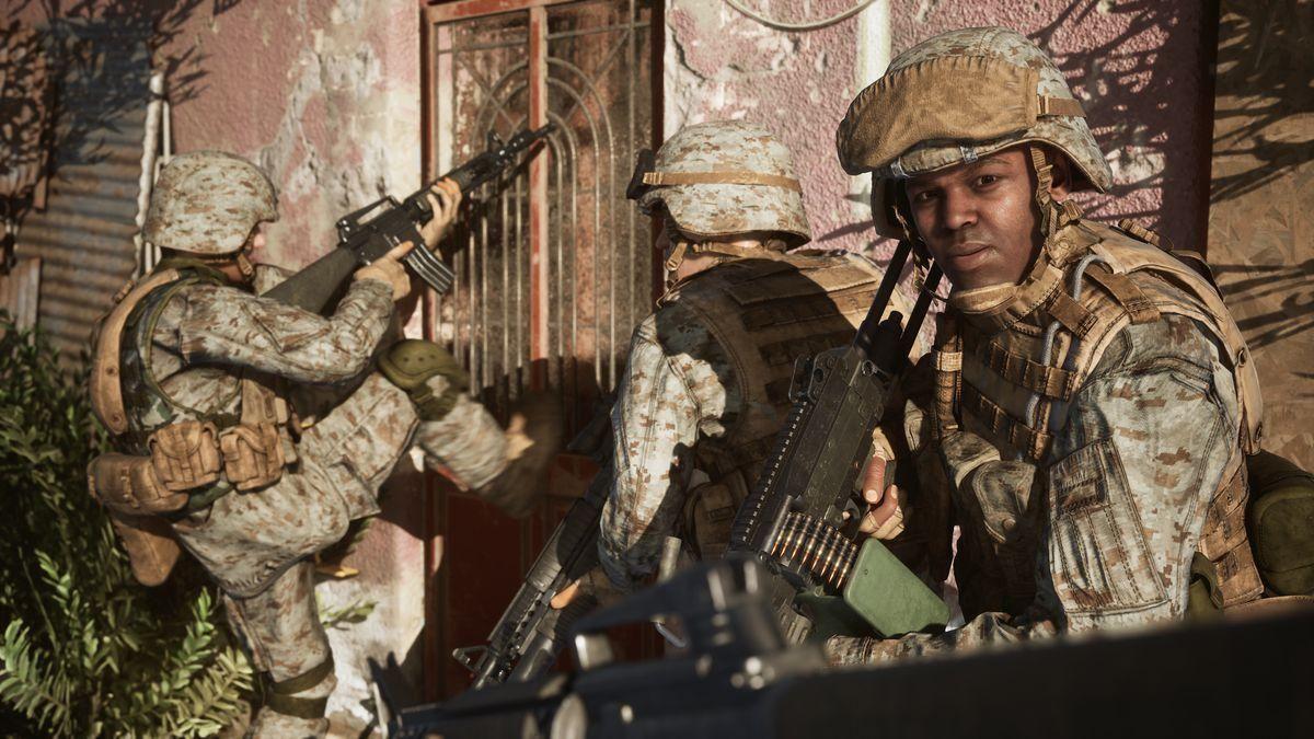 Кадри з гри Six Days in Falluja / фото Highwire Games