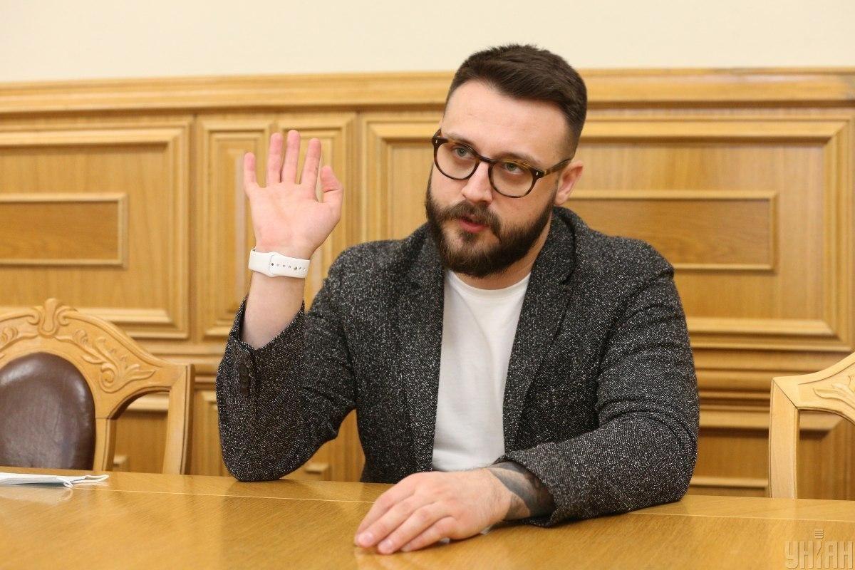 """Мстислав Банік: """"в """"Дії"""" оновлені дані будуть з'являтися автоматично"""" / фото УНІАН, Віктор Ковальчук"""