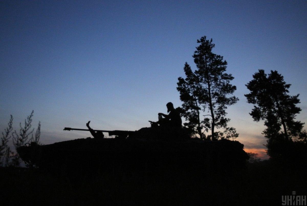 Боевых потерь в результате вражеских обстрелов нет / фото УНИАН, Анатолий Степанов