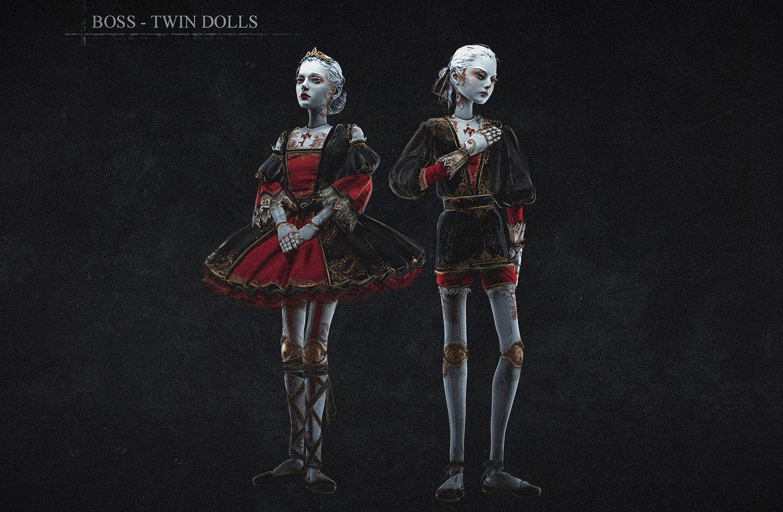 Боссы куклы / фото twitter.com/JaneLysa911