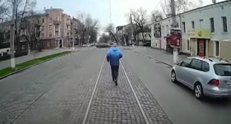 Інцидент потрапив на відео / скріншот