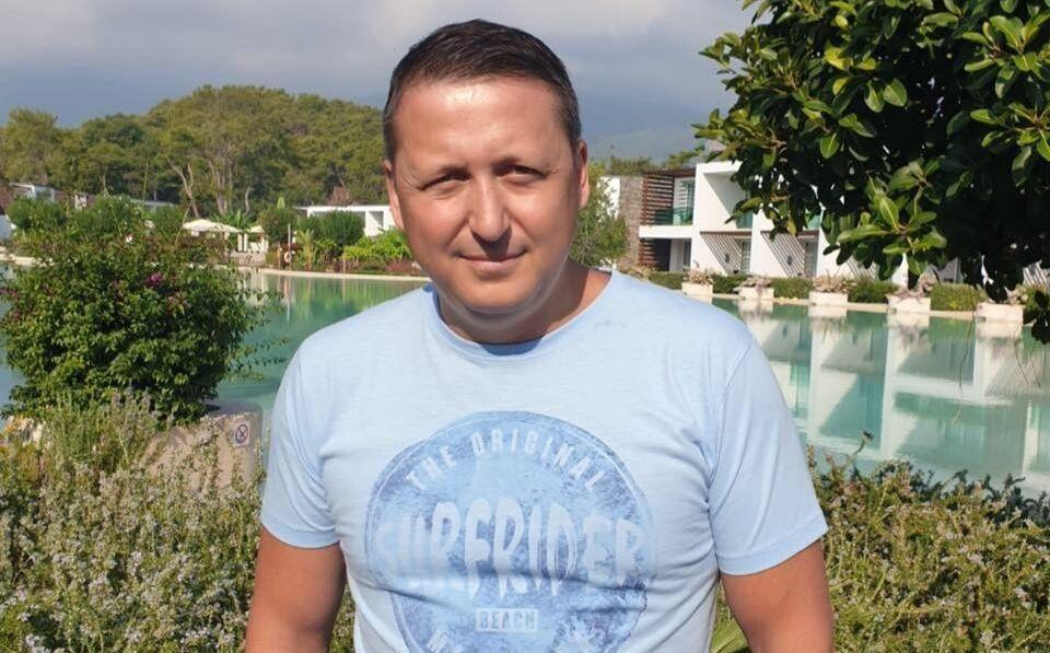 Роману Беззубову был 41 год / фото facebook.com/roman.bezzubov