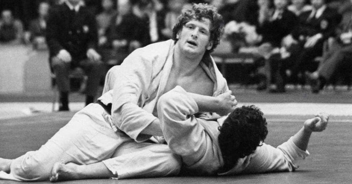 Сергей Новиков / фото instagram.ukraine_judo_official