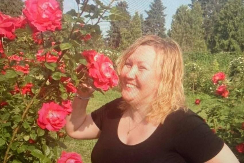 47-річна Світлана хворіла на діабет і мала кілька хронічних захворювань / фото Antonia Celina / Facebook