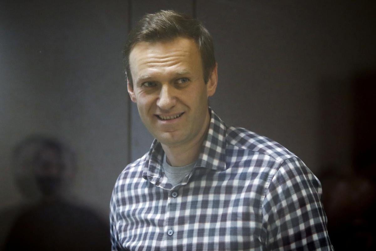 Путін заявив, що Навальний хотів, щоб його заарештували в РФ / фото REUTERS