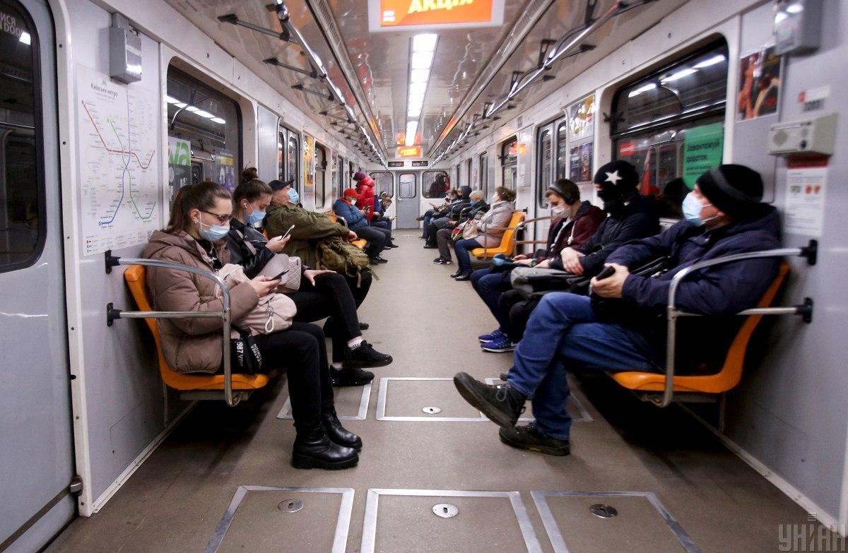 Ограничивать движение транспорта в городах не планируют / фото УНИАН, Александр Синица