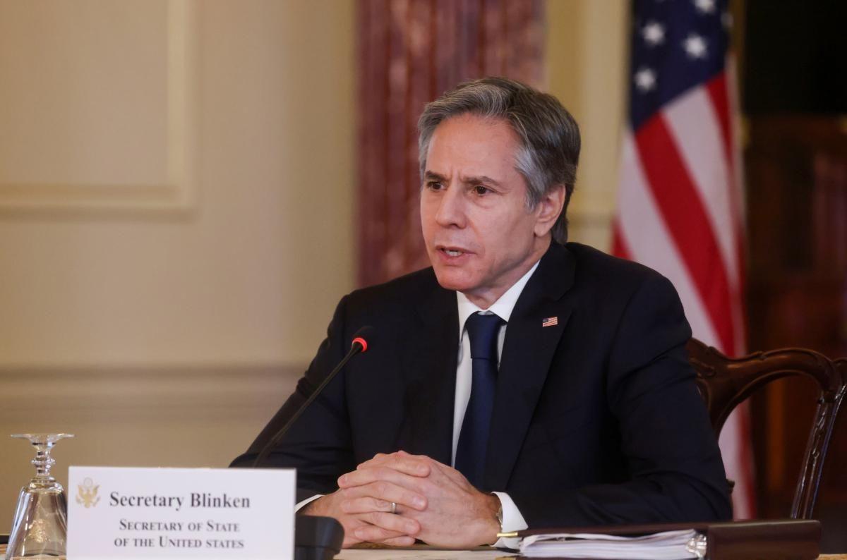 Блінкен назвав головну умову для стабільних відносин із Москвою / фото REUTERS