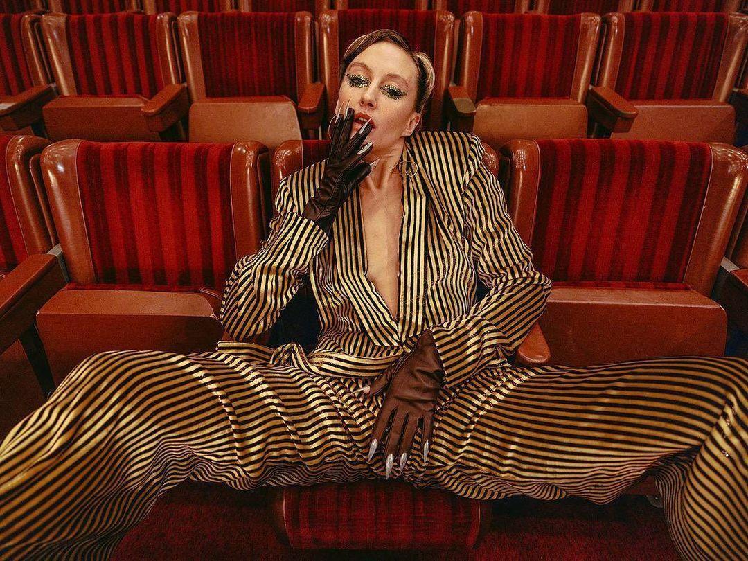 Співачка знялася оголеною / instagram.com/layahmusic