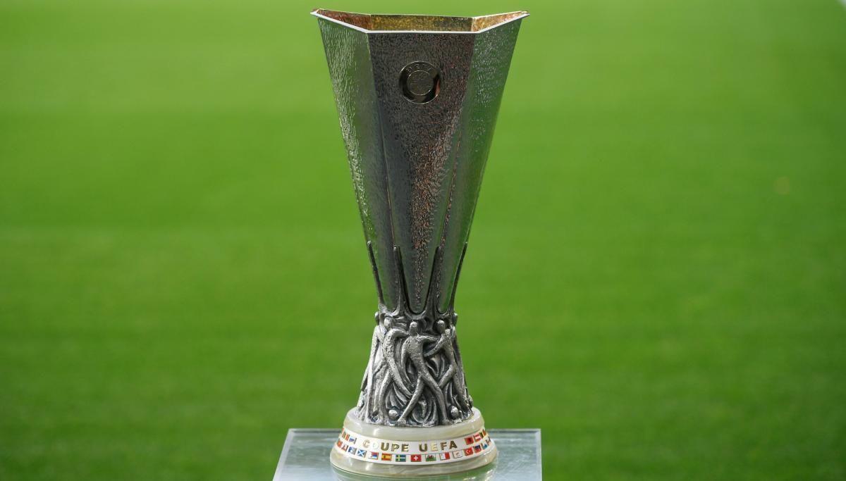 Трофей Ліги Європи / фото REUTERS