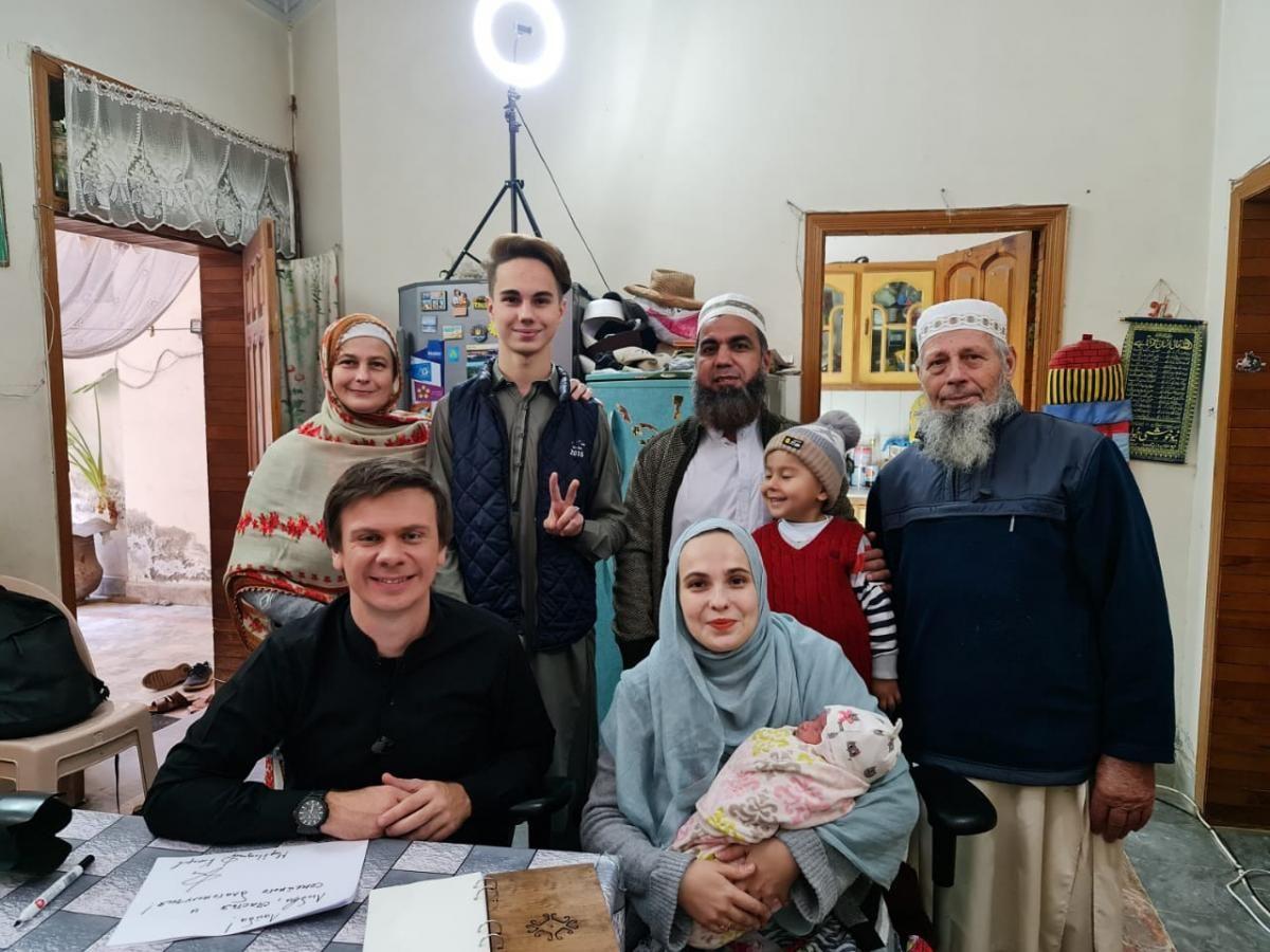 Экспедиция в Пакистан оказалась интересной / пресс-служба