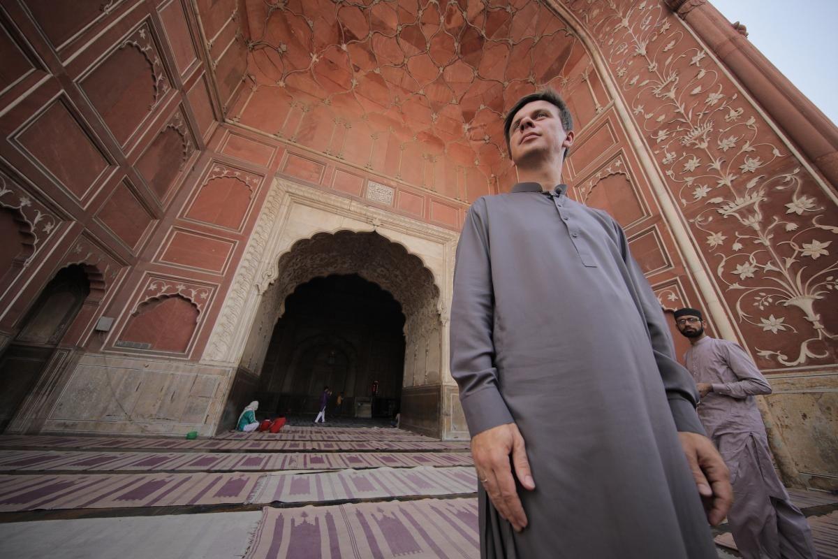 Комаров расскажет, как женщины живут в Пакистане / пресс-служба