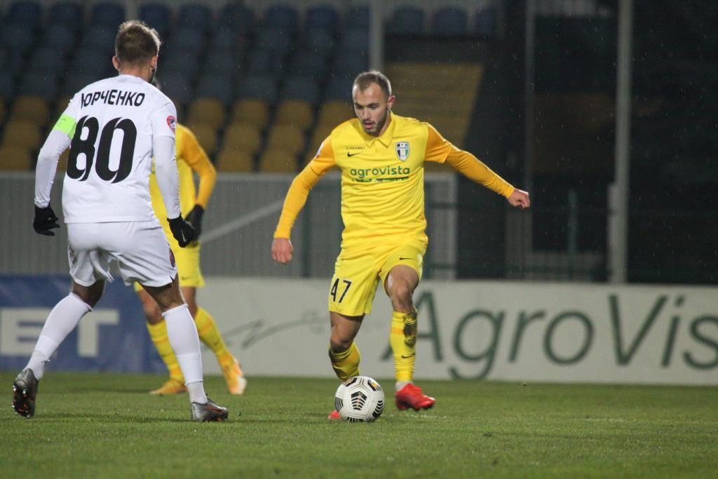 В першому колі луганська команда перемогла з рахунком 2:0 / фото УПЛ