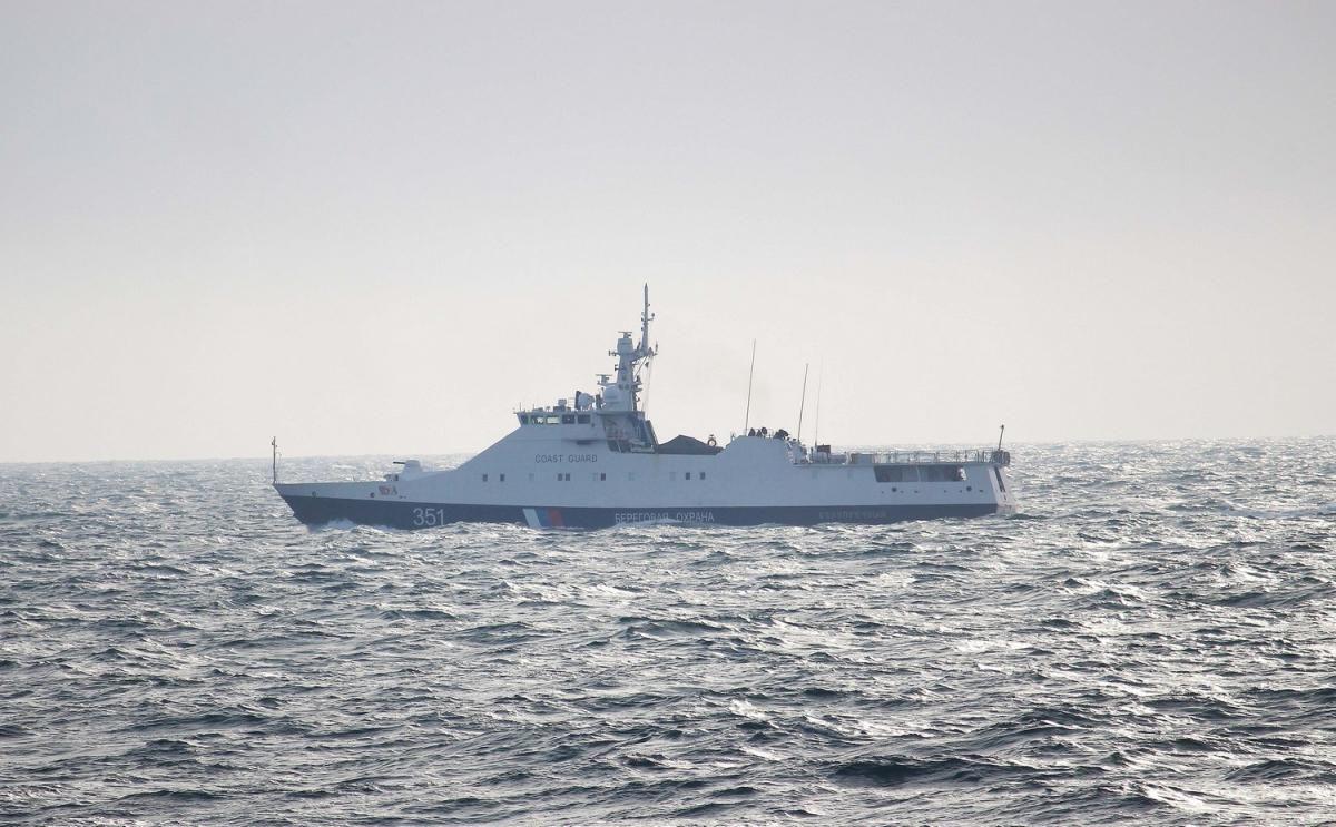 Російські катери втрутились в українсько-американські берегові навчання / ДПСУ