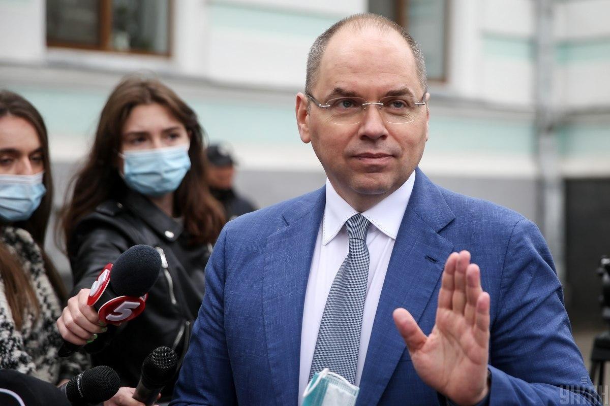 The Rada dismissed Stepanov / Photo from UNIAN, by Viacheslav Ratynsky