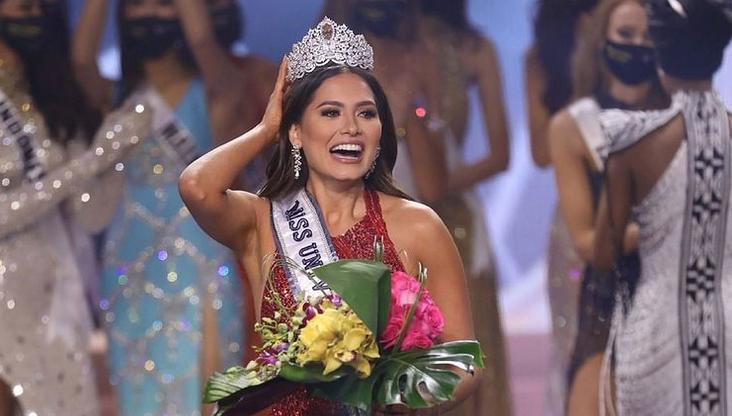 """Титул """"Мисс Вселенная"""" выиграла участница из Мексики \ фото  instagram.com/andreamezamx/"""