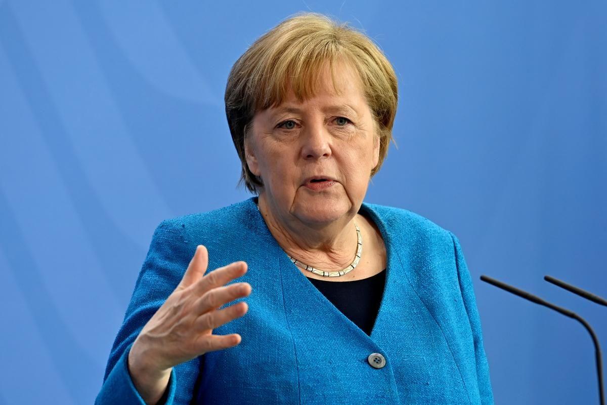 Меркель прокомментировала договор по СП-2 / фото REUTERS