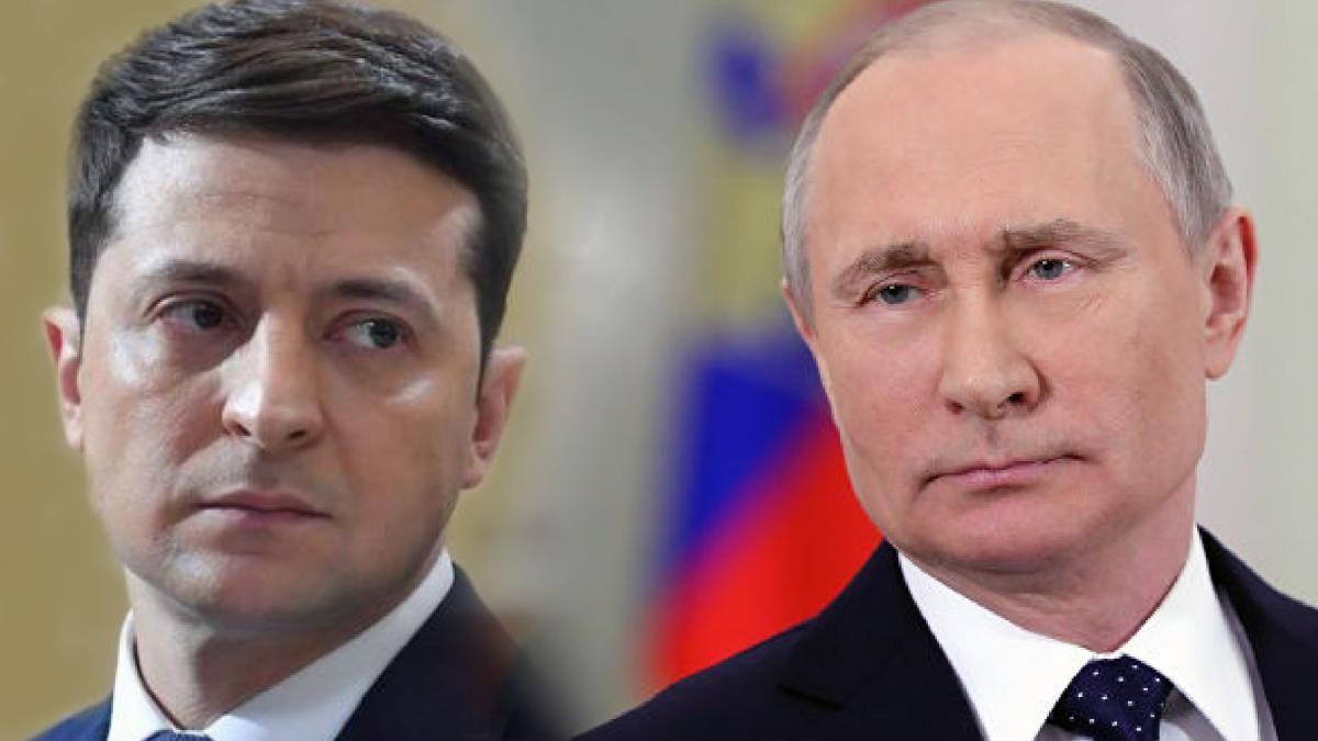 Зеленский первым предложил Путину встретиться / фото УНИАН