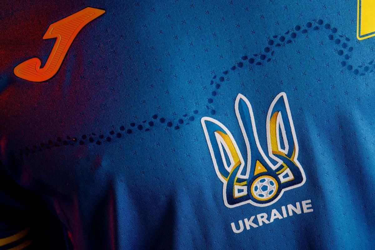 Нова форма збірної України / фото facebook.com/andriy.pavelko