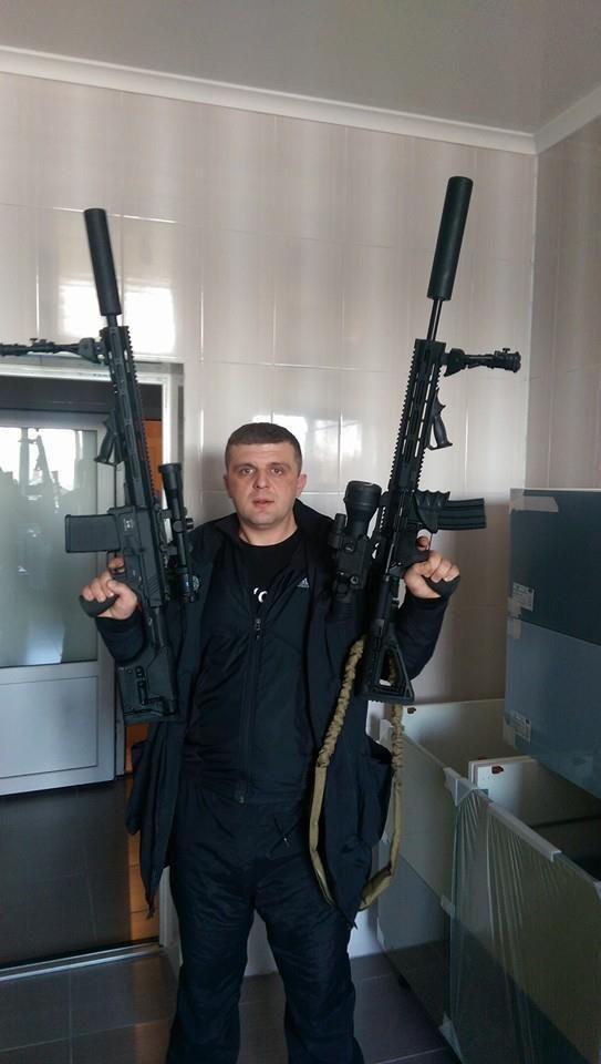 Facebook / Serhiy Varakin