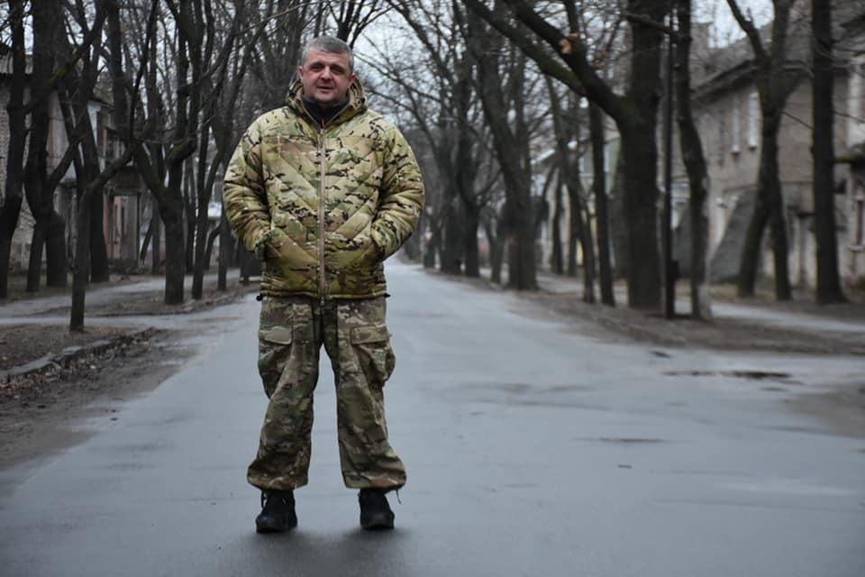 """""""Я не подхожу к армии, как это принято испокон веков"""", - снайпер Варакин / фото Facebook Сергея Варакина"""