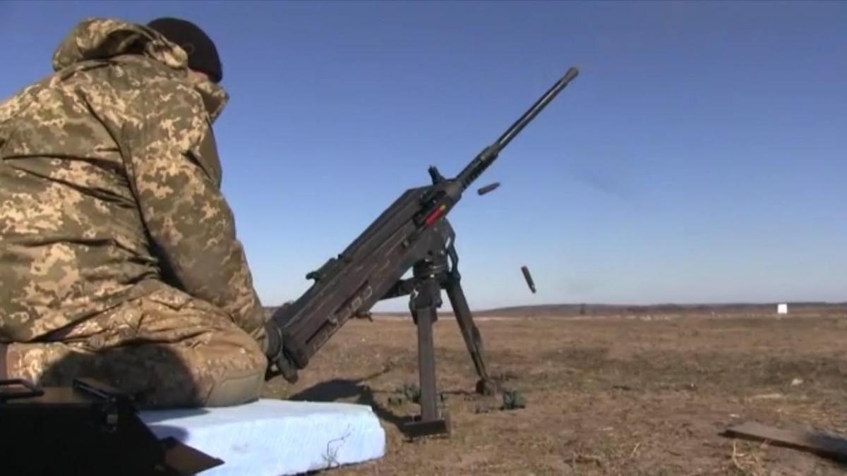 Антиматериальная винтовки (Alligator) - это специфическое направление вооружений \ mil.gov.ua