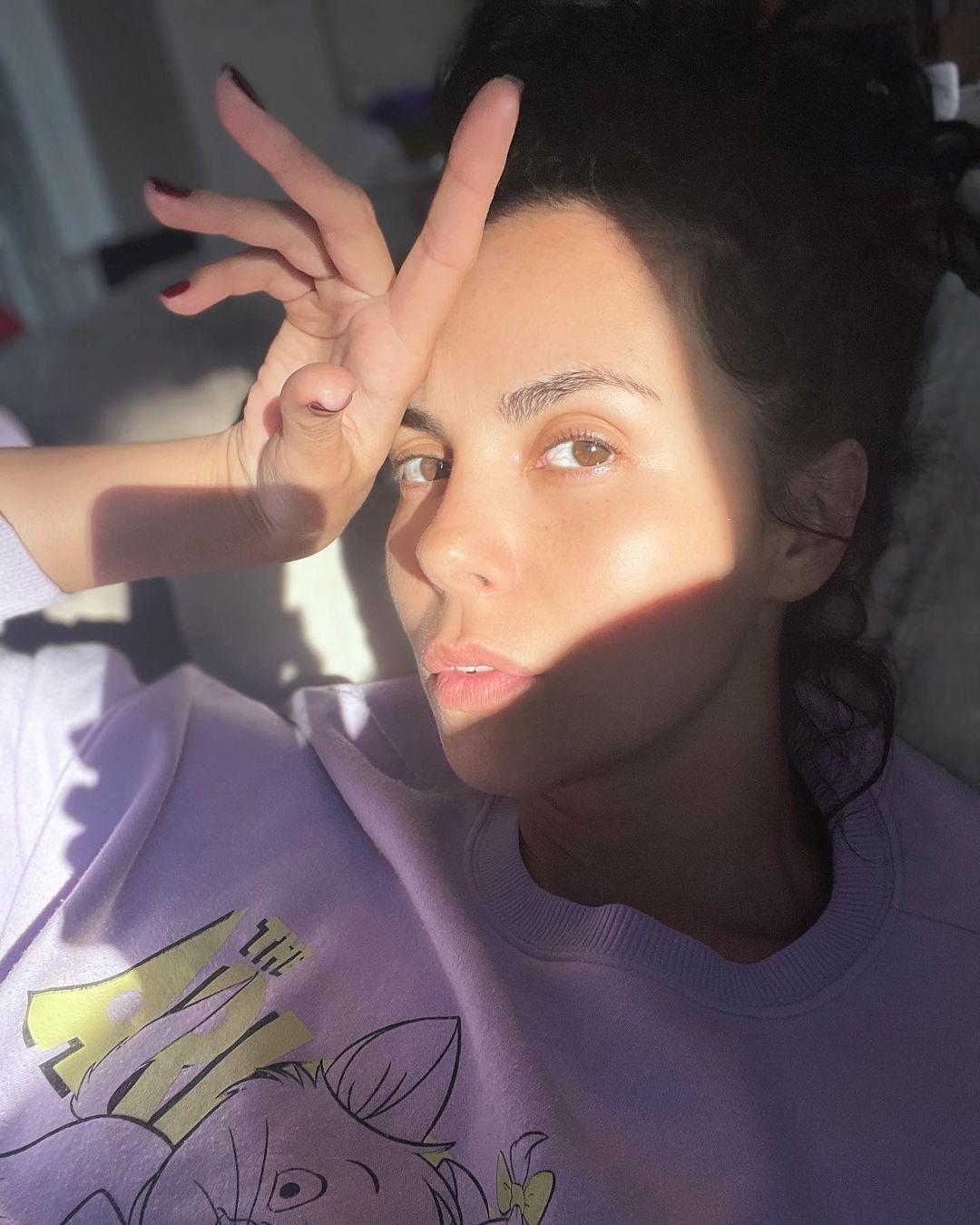 Каменських показала обличчя без макіяжу / instagram.com/kamenskux