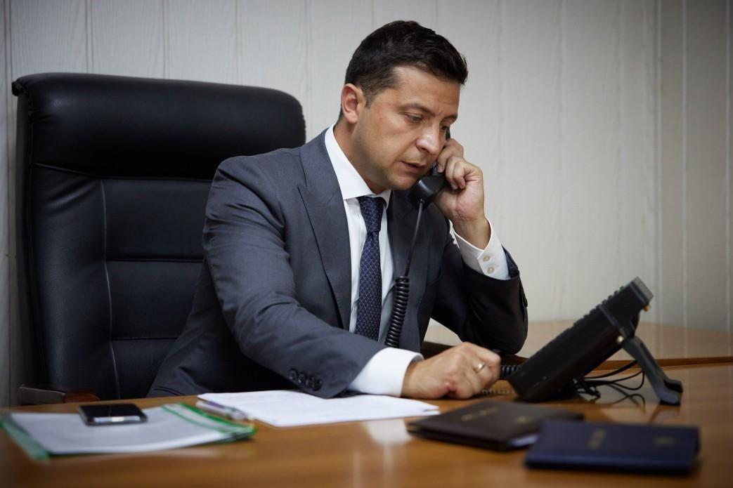 Зеленский провел телефонный разговор с премьером Израиля / фото ОП