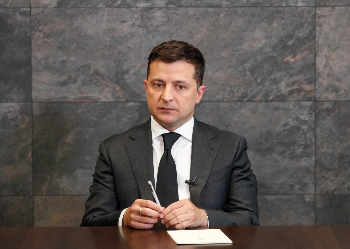 В Офісі президента вже розуміють дати, коли Зеленський поїде до США / фото REUTERS
