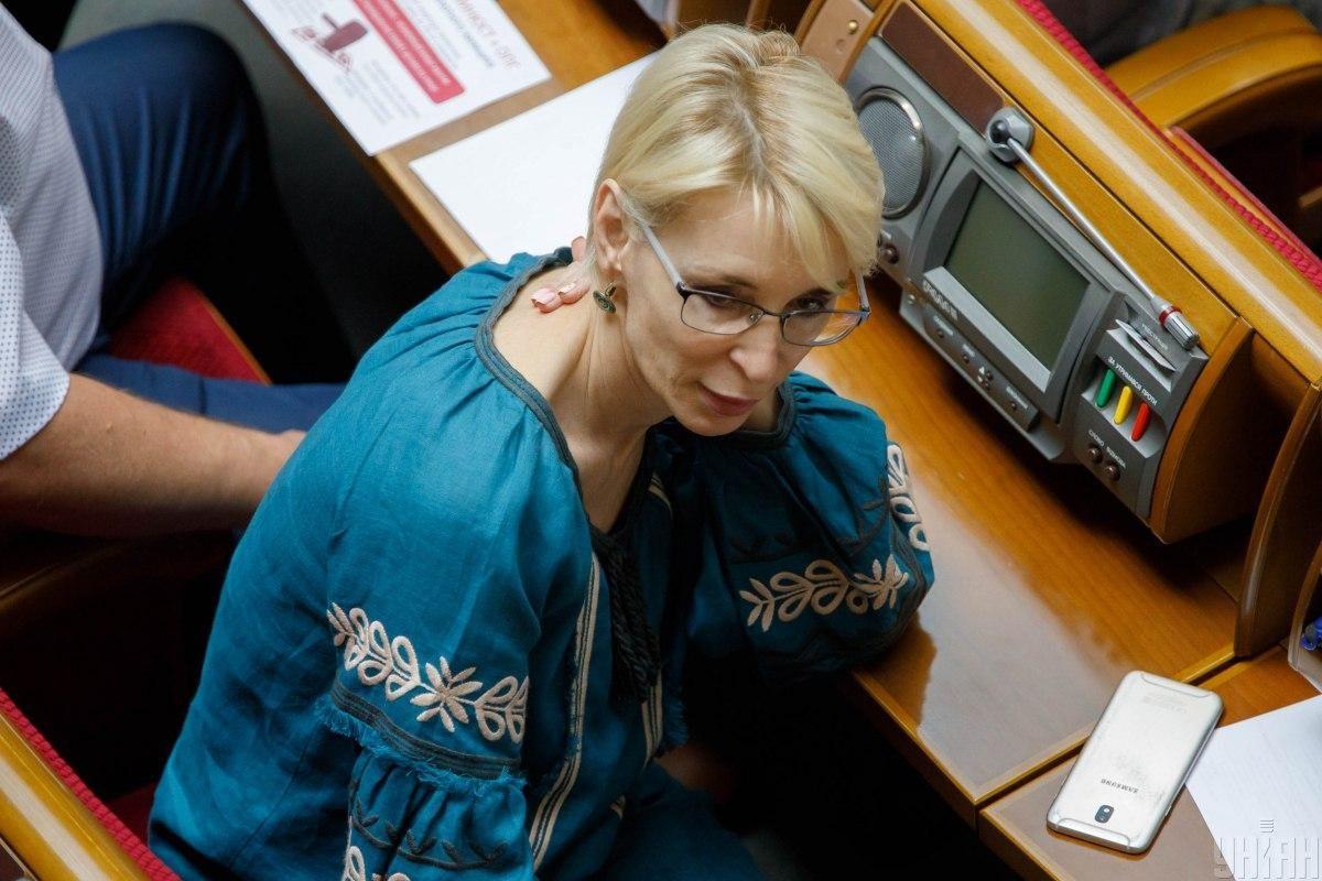Законопроект Богуцької направили на розгляд профільного комітету / Фото УНІАН, Олександр Кузьмін