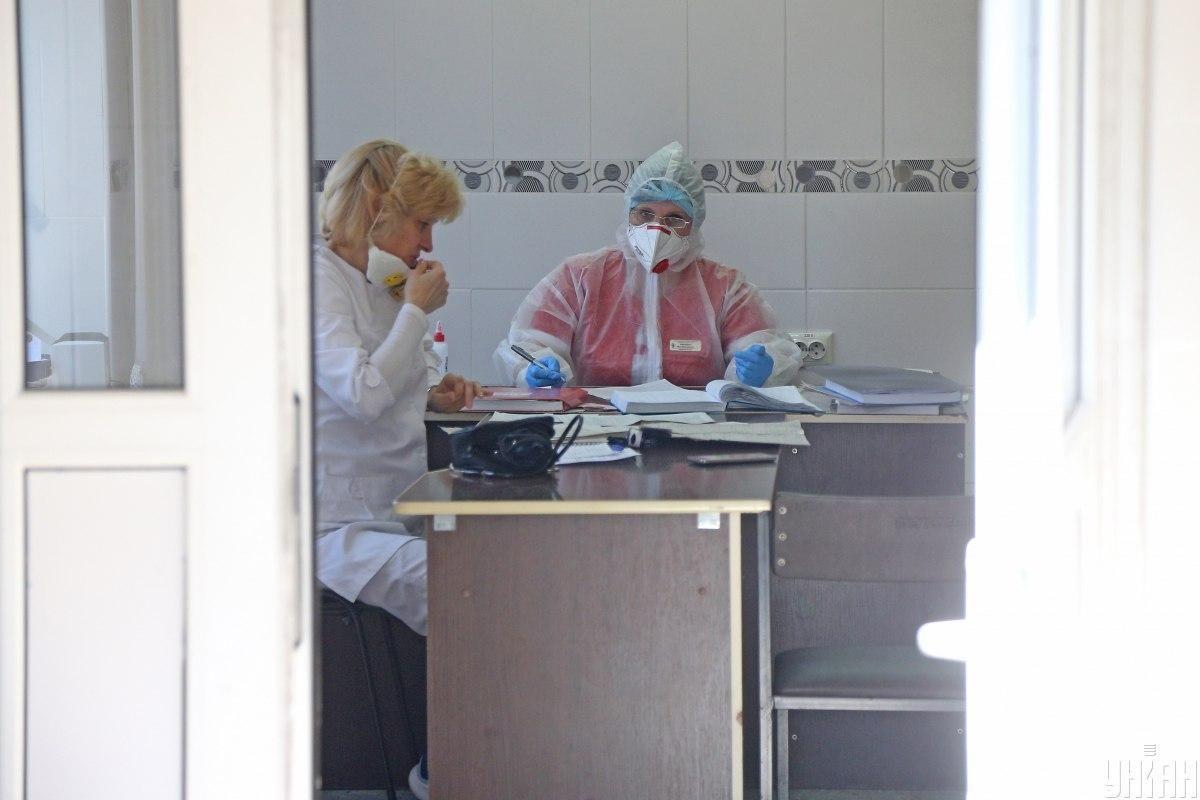 Как украинцев оценивают первичное звено медицины / фото УНИАН