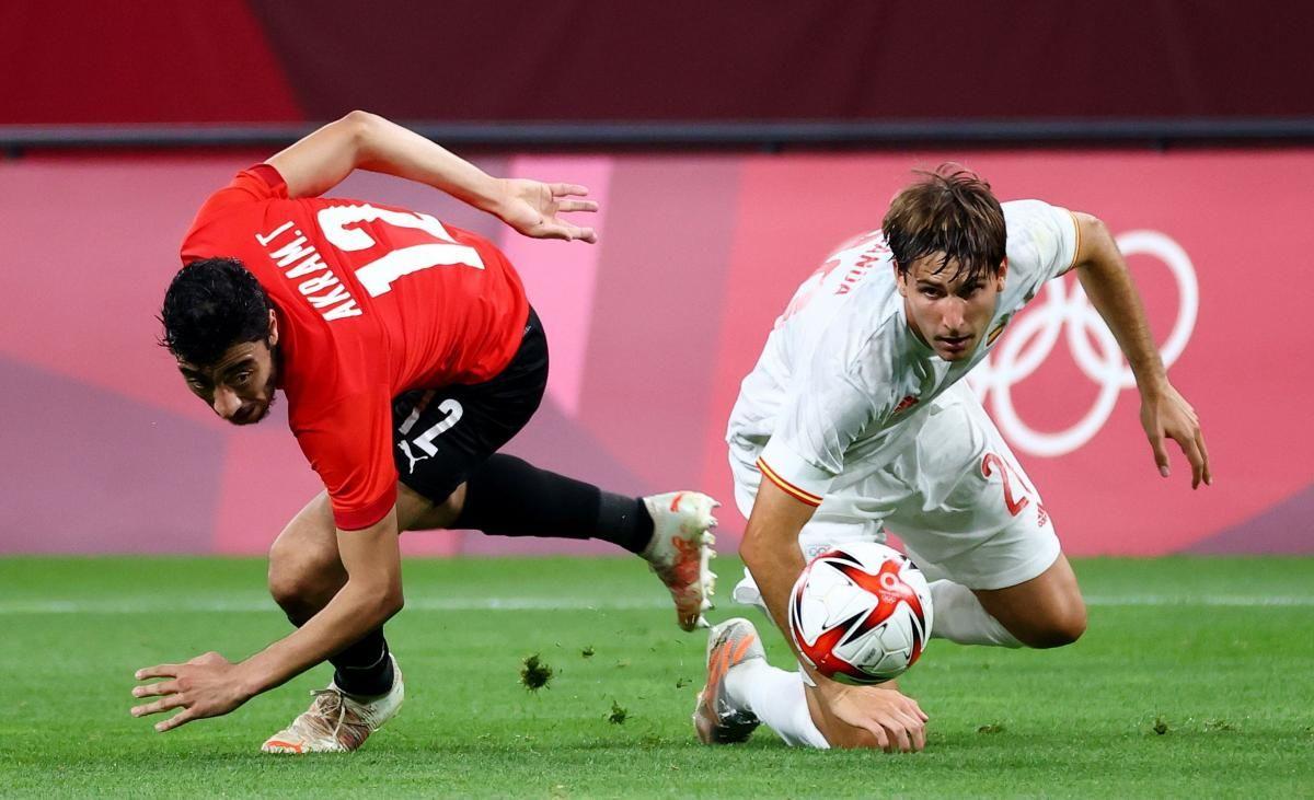 Єгипет та Іспанія зіграли в матчі-відкритті турніру / фото REUTERS