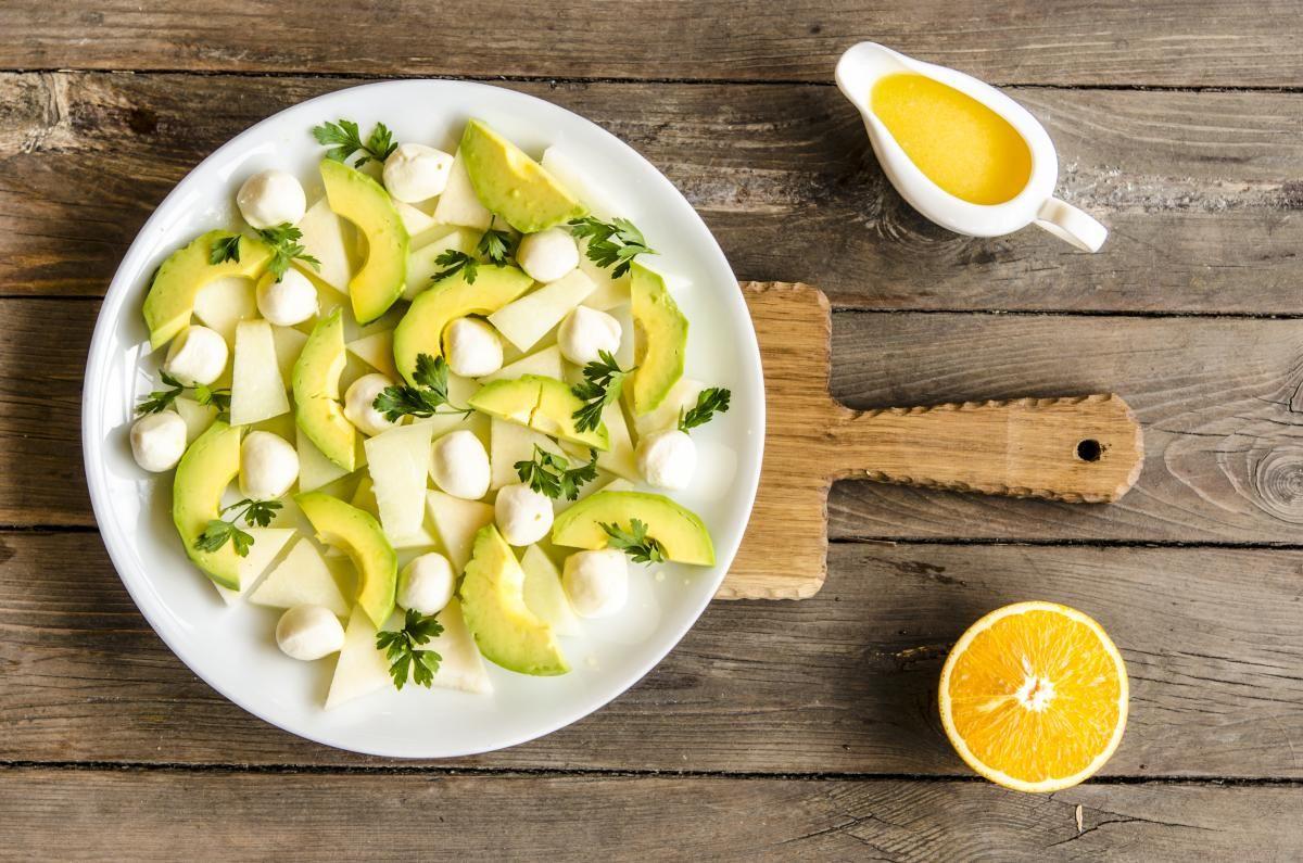 Як приготувати смачний салат з дині / depositphotos.com
