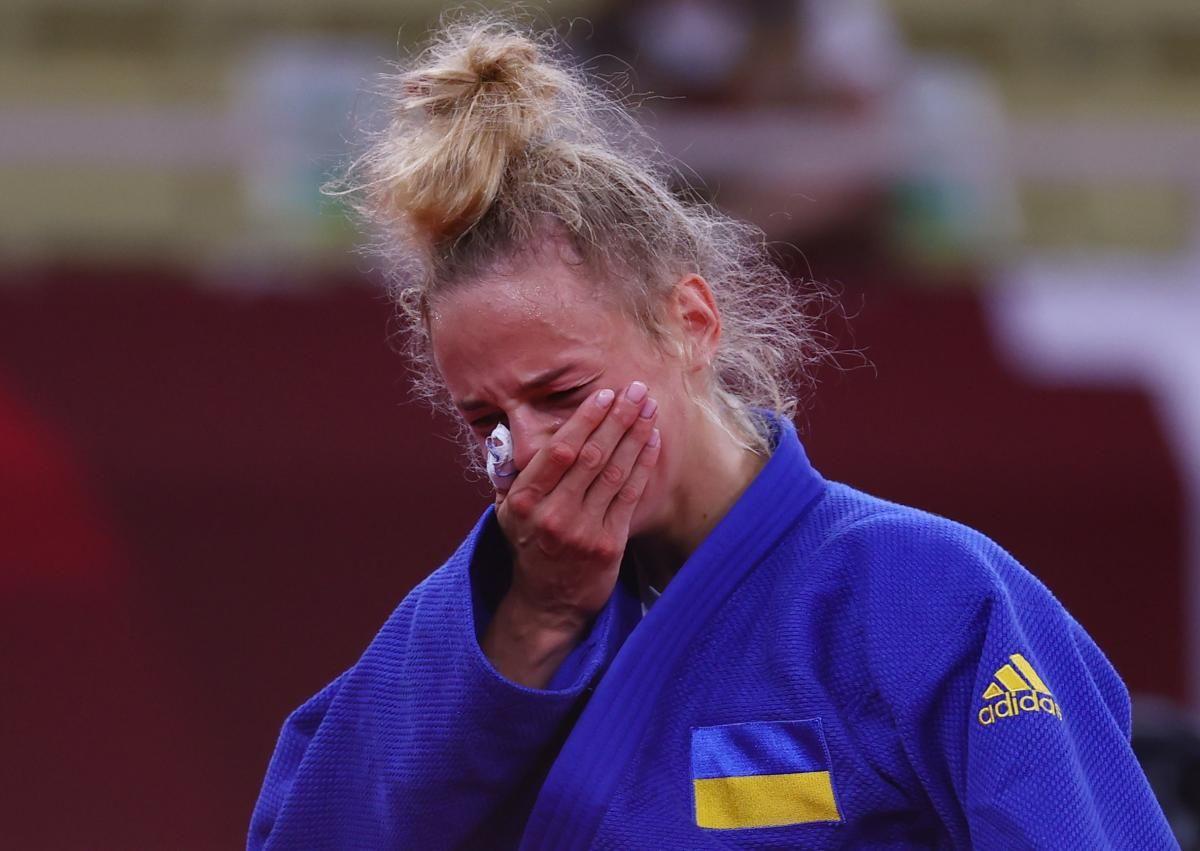Дар'я Білодід / фото REUTERS