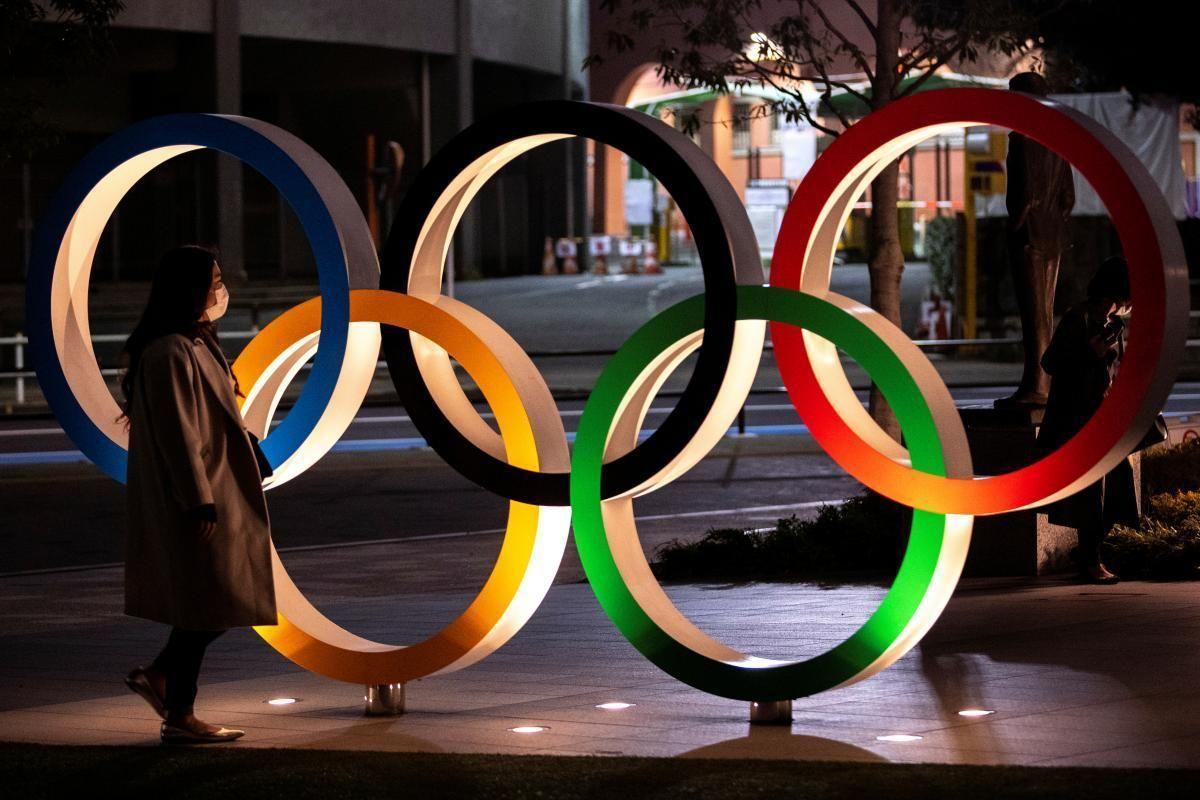 Олімпіада-2020 / фото REUTERS