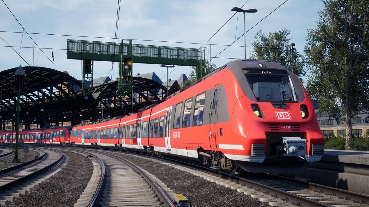 Train Sim World 2 / фото Dovetail Games