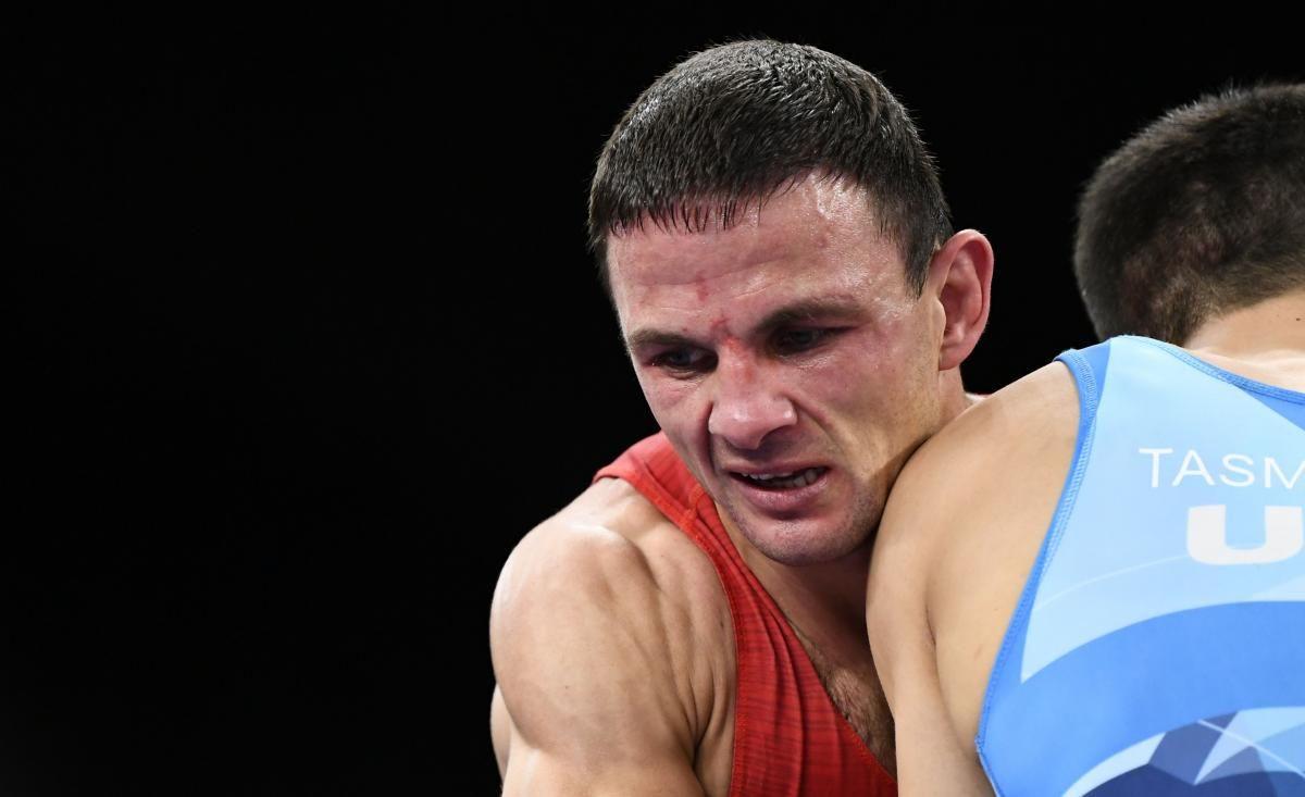 Ленур Теміров боротиметься за бронзу / фото REUTERS