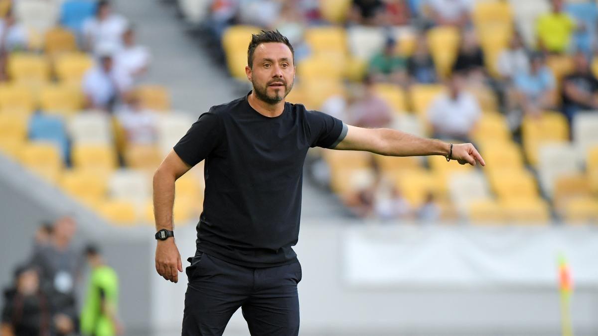 Роберто Де Дзербі дебютує в ЛЧ / фото ФК Шахтар