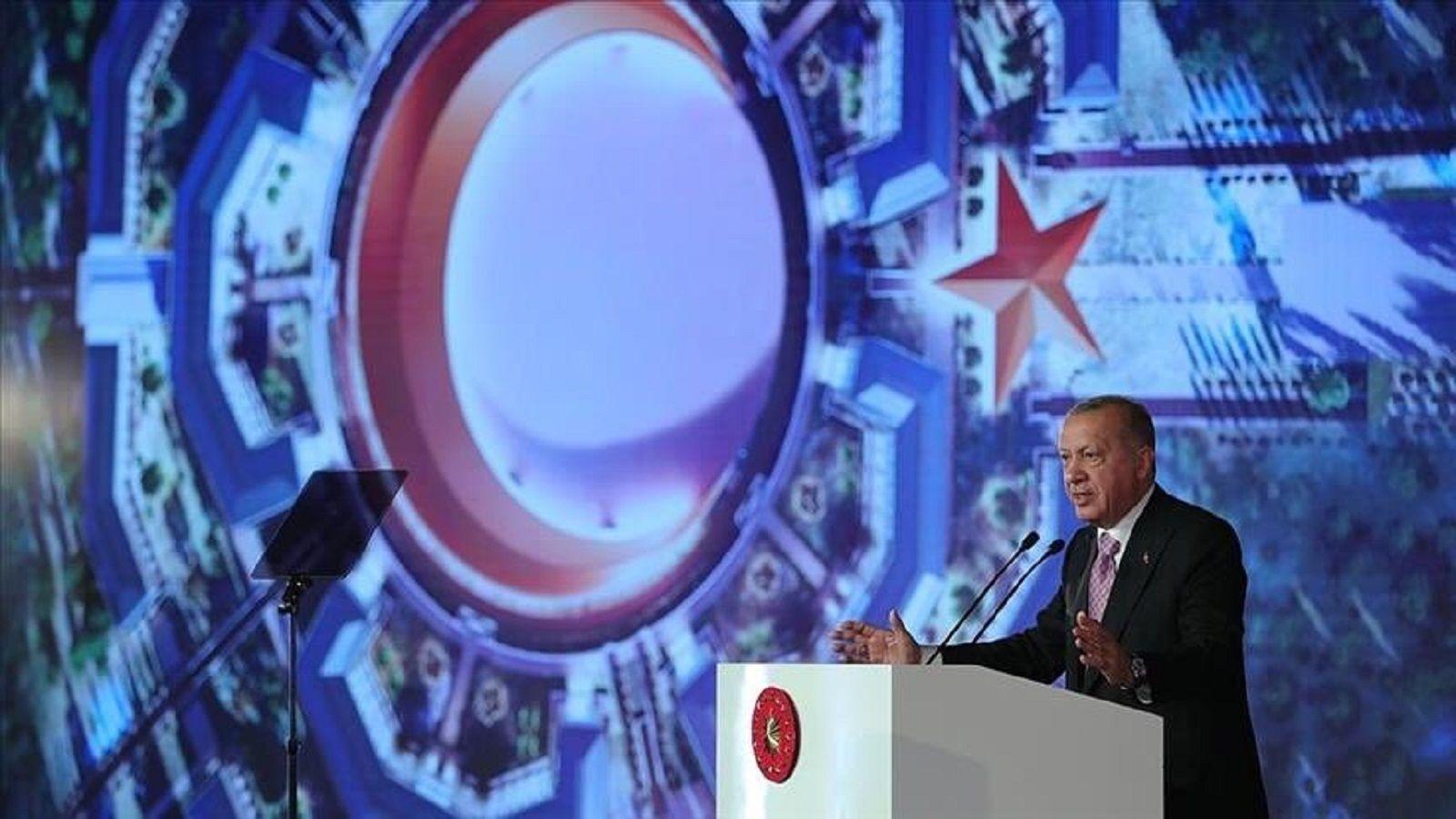 «Полумесяц» – это заключительная часть миссии Эрдогана по наращиванию военной мощи Турции / AceJaceu