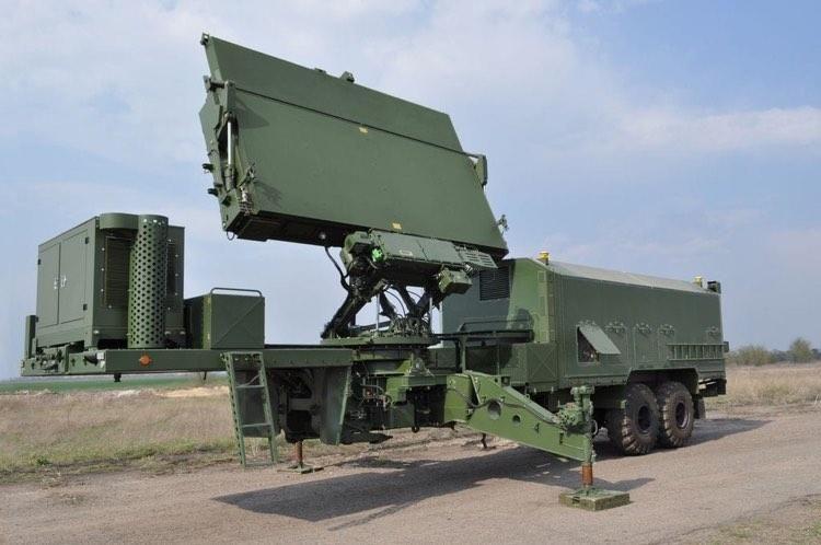 Розробку здійснено в рамках модернізації радіолокаційної станції 79К6 \ mil.gov.ua