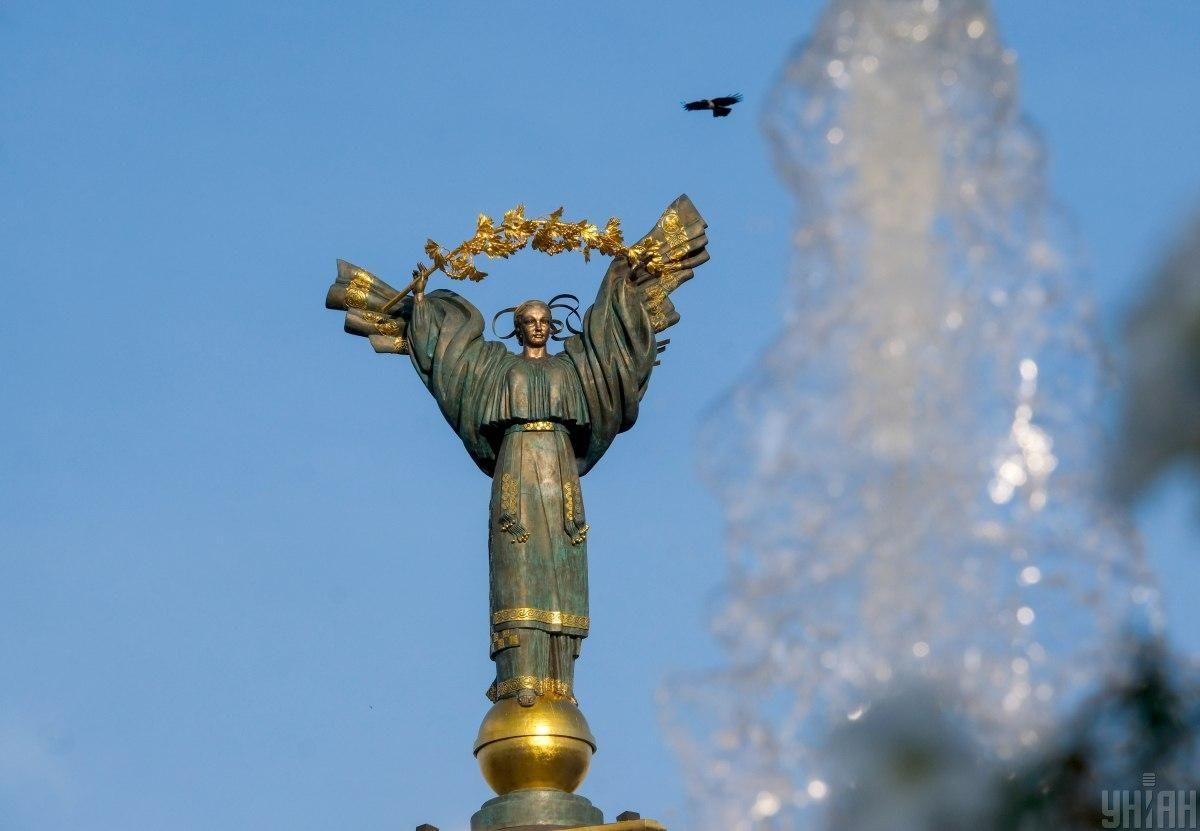 Завтра в Києві буде в міру тепло / фото УНІАН