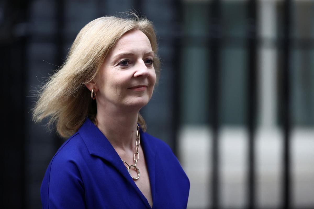 Елізабет Трасс стане главою МЗС Великобританії / фото REUTERS