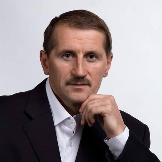 Мер Дрогобича Тарас Кучма